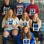 Co-Ed Track Holds Awards Recognition
