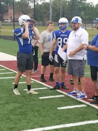 LaVille Football Participates At CMA 7-On-7; Notre Dame 7-On-7 Next