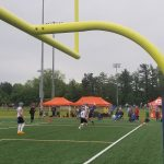 Football Staff Gets Early Look At Notre Dame 7-on-7 Passing Camp