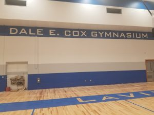 Dale Cox Gym Renovation Progress Part II