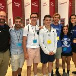 Lancer Student-Athletes Attend IHSAA Leadership Conference