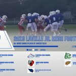 LaVille Junior High Football Schedule, Equipment Handout Information