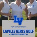 Seniors Garrett, Howard Return; Lancer Girls Golf Looking For Underclass Depth
