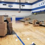 Dale E. Cox Gym Renovation Project Update III
