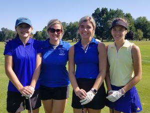 2019 LaVille Girls Golf