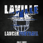 LaVille Football Apparel On Sale NOW!