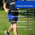 LaVille Cross Country Set For Fairfield Invitational