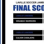 Boys Soccer Holds Winamac, Culver Scoreless at Argos Jamboree