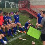 Girls Soccer Scrimmage