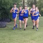 Co-Ed Cross Country Set For NorthWood Invitational