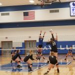 Volleyball Finishes 1-2 At John Glenn Invite