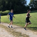 Boys Varsity Cross Country finishes 4th place at Fairfield Invite