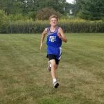 Menting, Rock Lead Co-Ed Cross Country At Fairfield Invite