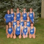 LaVille Co-Ed Cross Country