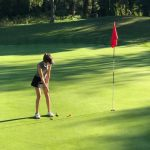 Golf Faces Tippecanoe Valley At Round Barn
