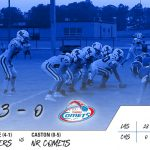 Football Shuts Out Caston For HNAC Victory