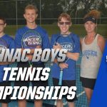 Rutherford, Walker, Clayton Finish Fourth At HNAC Tennis Championships