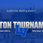 Volleyball Set For Caston Tournament