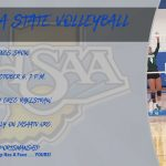 48th Annual IHSAA State Volleyball Pairings Show October 6