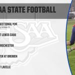 IHSAA State Football Tournament Draw; LaVille To Open Against Wabash