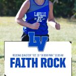 Rock Set For Run At IHSAA Regional Cross Country Field