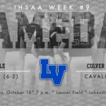 LaVille Set For Challenge From Much-Improved Culver In Regular Season Finale