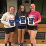 Junior Varsity Volleyball Holds Awards Recognition