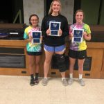 Varsity Volleyball Holds Awards Recognition Program