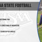 IHSAA Class 2A, Sectional #34 Semifinal Football Information