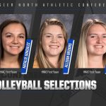 LaVille Lands Three On HNAC Volleyball First-Team; Lancers Tie For Second In Final Standings
