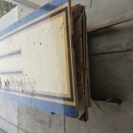 Old Dale E. Cox Gym Floor Pieces On Sale Through November 9