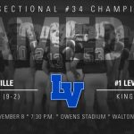 Football Set For Battle With #1 Lewis Cass For IHSAA Sectional Title