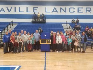 Dale E. Cox Gymnasium Rededication Nov. 7, 2019
