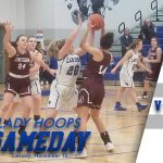 LaVille Lady Hoops Gameday At Bremen