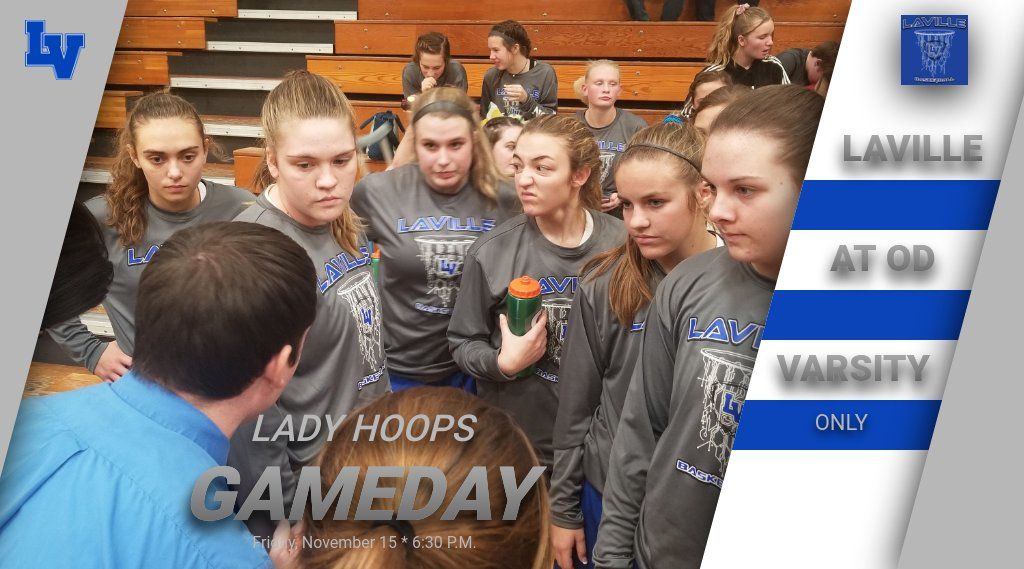 LaVille Lady Hoops Set For Road Game At Class 1A #6 Oregon-Davis