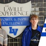 Coblentz, Rutherford Selected October Athlete of the Month Recipients