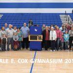 2019 Dale E. Cox Gymnasium Rededication