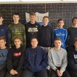 Jr. High Football Recognizes Award Recipients
