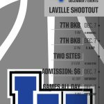 Seventh Grade Basketball Shootout Scheduled Announced