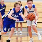 Seventh Grade Basketball v. Caston