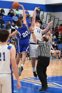 Eighth Grade Basketball v. Caston