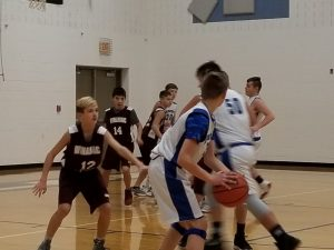 7th Grade v. Winamac @ LV Shootout
