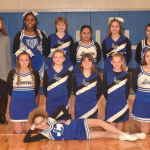 2019-2020 Junior High Winter Cheer