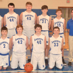 2019-2020 Eighth Grade Basketball