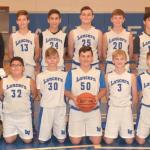 2019-2020 Seventh Grade Basketball
