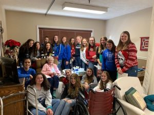 G Bkb Visits Miller's Merry Manor