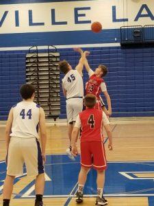 8th Grade Basketball Snapshots