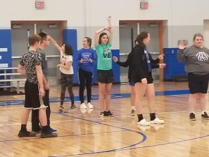 LaVille Unified Basketball