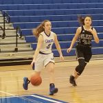 JV Girls Rally For TCU Bi-County Semifinal Victory