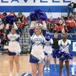 LaVille Cheer, Pep Band Snapshots